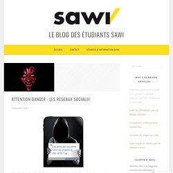 ATTENTION DANGER : LES RESEAUX SOCIAUX! – Le blog des étudiants SAWI