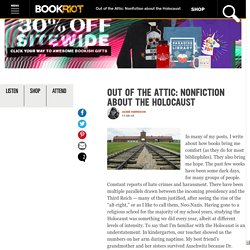 Out of the Attic: Nonfiction about the Holocaust