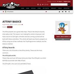 ATtiny Basics