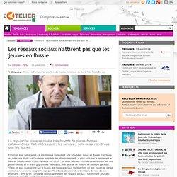 Les réseaux sociaux n'attirent pas que les jeunes en Russie