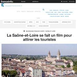 La Saône-et-Loire se fait un film pour attirer les touristes - France 3 Bourgogne-Franche-Comté
