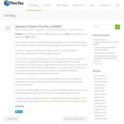 TINC TEC (TEACHING INCLUSION TECNOLOGY)