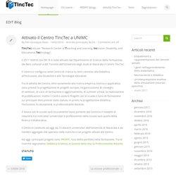 TINC TEC (TEACHING INCLUSION TECNOLOGY)