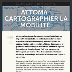 Attoma : Cartographier la mobilité.