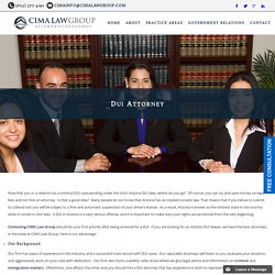 Dui Attorney & Law Firms in Phoenix, AZ