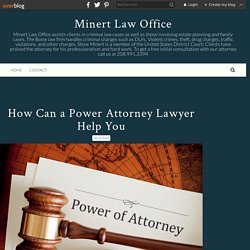 Find Top Power Attorney Lawyer In Boise