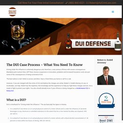 DUI Attorney Scottsdale - DWI Lawyer Scottsdale