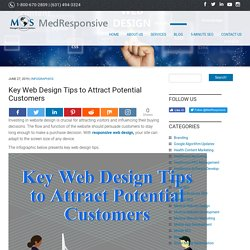 Key Web Design Tips to Attract Potential Customers