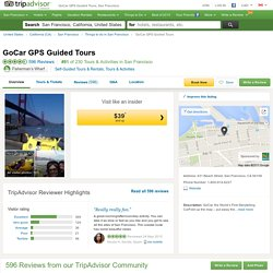 GoCar GPS Guided Tours (San Francisco, CA): Address, Phone Number, Tickets & Tours, Attraction Reviews