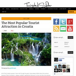 Croatia Tourist Attraction