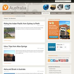 Top 10 Attractions in Australia : Best Of Lists, Local Recommendations, Things To Do