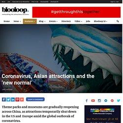 Asian attractions coronavirus