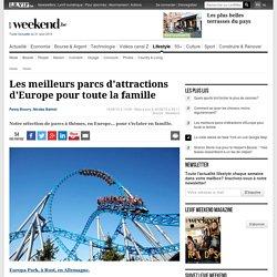 Les meilleurs parcs d'attractions d'Europe pour toute la famille - Lifestyle - LeVif Weekend - levif.be
