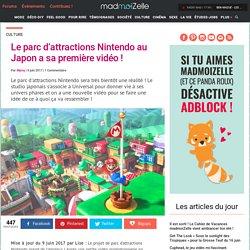 Parcs d'attractions Nintendo : toutes les infos — madmoiZelle.com