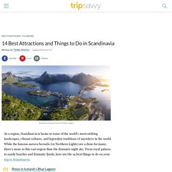 14 Best Attractions and Things to Do in Scandinavia