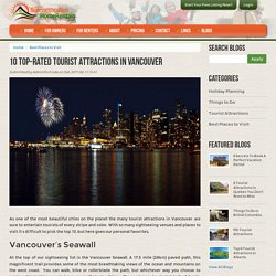 10 Top-Rated Tourist Attractions in Vancouver
