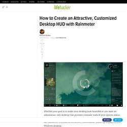 Customization - Lifehacker