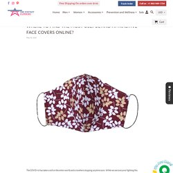 Where to Find the Most Useful and Attractive Face Covers Online