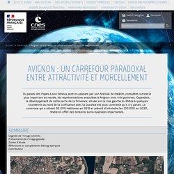 Avignon : un carrefour paradoxal entre attractivité et morcellement