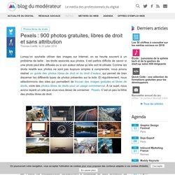 Pexels : 900 photos gratuites, libres de droit et sans attribution