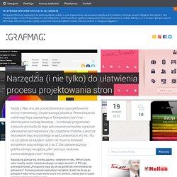 Narzędzia (i nie tylko) do ułatwienia procesu projektowania stron – Grafmag