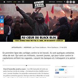Au cœur du Black Bloc