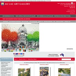 Au Lac Art Gallery