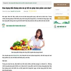 Đau bụng đến tháng nên ăn gì tốt và giúp làm giảm cơn đau?