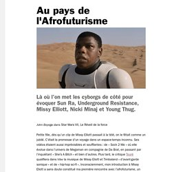 Au pays de l'Afrofuturisme