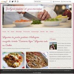 Légumes du jardin gratinés Aubergine, courgette, tomates