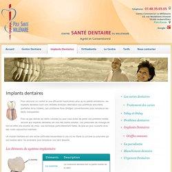 Dentistes conventionnés Aubervilliers