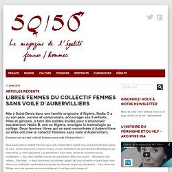 Libres femmes du Collectif Femmes sans voile d'Aubervilliers