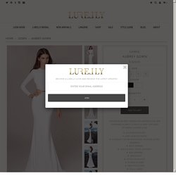 AUBREY GOWN – Lurelly