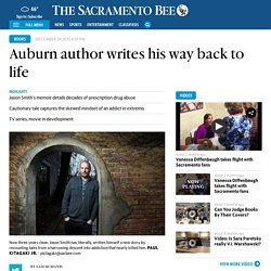 Auburn author writes his way back to life