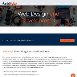 Website Design Company Auckland
