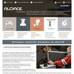 Audace elearning - Simulateur