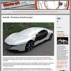 Audi A9 | Concept Cars