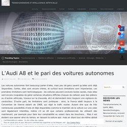 L'Audi A8 et le pari des voitures autonomes