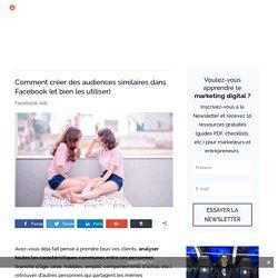 Comment créer une audience similaire dans Facebook - Le guide complet