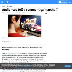 Audiences télé : comment ça marche ?