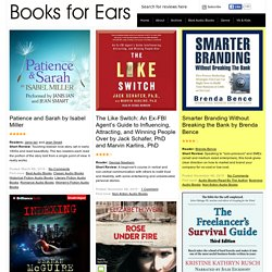 Audio Book Reviews : Books For Ears