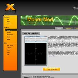 Audio Downloads : Mouse Mod