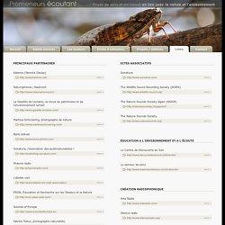 Liens Audioblogs Environnement Ecouter Nature Ecologie sonore