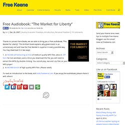 Free Audio & E-books - Free Keene