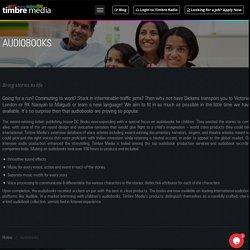 Audiobook Recording Companies India