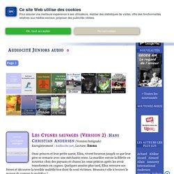 Audiocité - audiocite-juniors - Livre audio gratuit