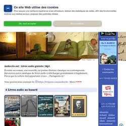 Audiocite.net: Livres audio gratuits mp3