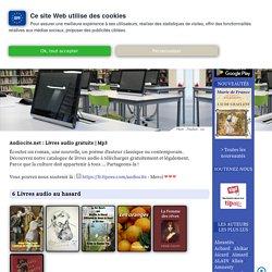 : Livres audio gratuits mp3