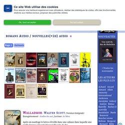 Audiocité - romans - Livre audio gratuit