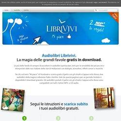 Audiolibri gratis download